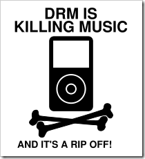 DRM_Is_Killing_Music.svg