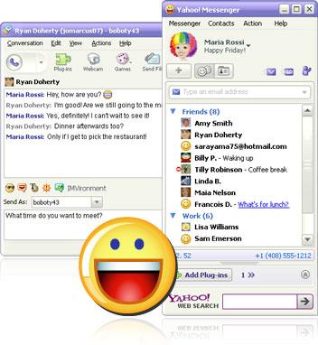 Yahoo Massenger Update