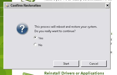 How To Restore Acer Aspire One Netbook Back To Factory Settings Diy
