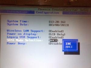 Install Lenovo G450 dengan Windows XP (1)
